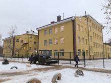 Дети с 8 февраля начнут учиться в капитально отремонтированной школе №123