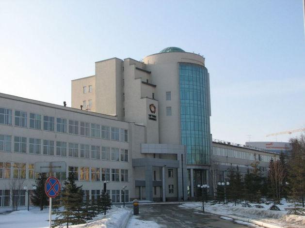 Штаб-квартира УГМК в Верхней Пышме
