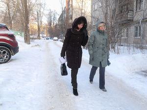 инспекторам АТИ рекомендовали усилить контроль за уборкой снега возле социальных объектов