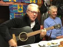 «Столбы» вдохновили губернатора Красноярского края на песни