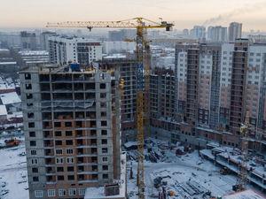 Мэрия выбрала самый высокий жилой комплекс Новосибирска
