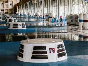Красноярские ГЭС увеличили выработку электричества для нужд БоАЗа