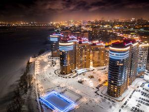 В Новосибирске сдали жилой комплекс с видом на Обь