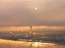 Опять тройка: Красноярск попал в мировой рейтинг самых грязных городов