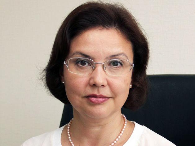 Татьяна Кансафарова