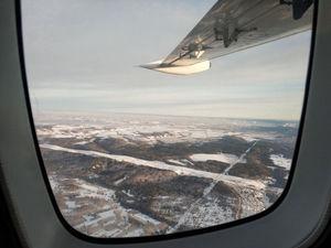 «КрасАвиа» возобновила полеты на Ямал
