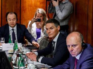 Александр Шохин и Дмитрий Пумпянский приняли участие в конференции об инновациях в Берлине