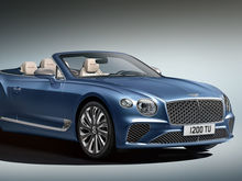 Bentley в Красноярске рассказали об особенностях Continental GT Mulliner Convertible