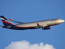 «Аэрофлот» не отказывается от полетов из Красноярска в Китай