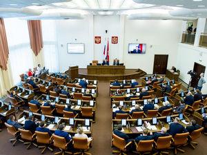 Члены краевого заксобрания приняли решение о создании комиссии по депутатской этике