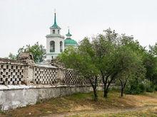Троицкое кладбище в Красноярске обнесут новым забором