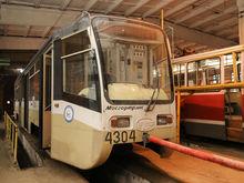 Московские трамваи доставлены в Нижний Новгород на безвозмездной основе