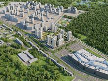 Застройщик пересмотрел проект района-гиганта на 24 тыс. человек на севере Екатеринбурга