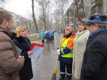 Лучшего дворника выбирают в Нижнем Новгороде
