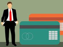 Больше половины зарплаты отдают новосибирцы на погашение кредитов