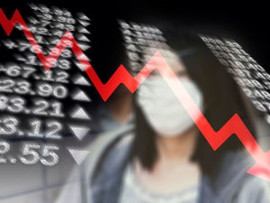 Коронавирус вызвал обвал акций и рост доллара: российский рынок и рубль сильно падают