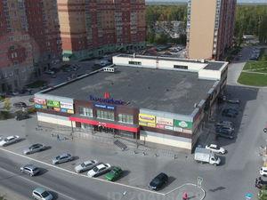 Один из крупнейших ТРЦ Новосибирска продают за 150 миллионов