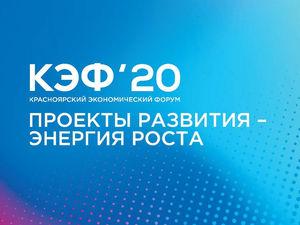 В Красноярске рассказали об архитектуре программы КЭФ-2020