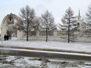 За снос исторического ограждения красноярского чиновника оштрафовали на 3000