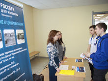 Специалисты «Россети Центр и Приволжье Нижновэнерго» приняли участие в Ярмарке вакансий
