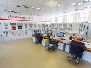 Дзержинская ТЭЦ успешно подтвердила свою фактическую располагаемую электрическую мощность