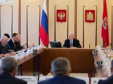 Александр Усс провел совещание с руководителями промышленных предприятий Красноярска