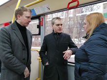 До 14 автобусов увеличен подвижной состав на маршруте А-26