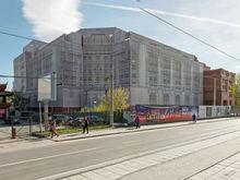 Сергей Флеганов предложил достроить гостиницу «Дели». Мэрия настаивает на сносе здания