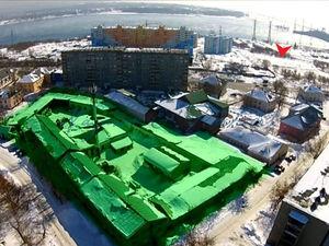 Земельный участок под ЖК с видом на дамбу продается в Новосибирске