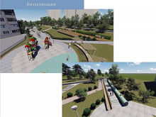 В Ленинском районе Красноярска этим летом благоустроят три сквера и столько же в следующем