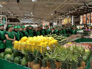 Гипермаркет «Аллея» в Солнечном начал работать по новой концепции