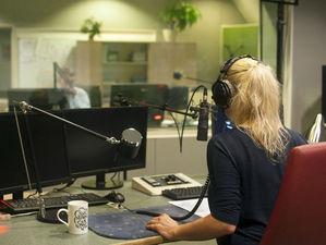 Новая радиостанция начала работать в Новосибирске
