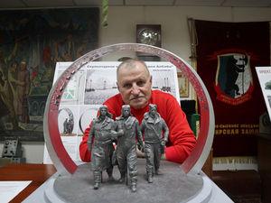 В Красноярске выбрали проект памятника участникам авиатрассы «Аляска-Сибирь»