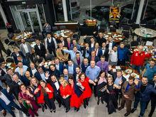Традиционный бизнес-квиз провел ДК для деловых мужчин Новосибирска