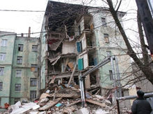 Планы изменились. На месте рухнувшего общежития на Самочкина могут построить суд