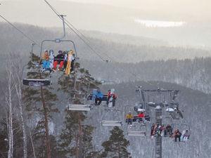 Бархатный сезон: 5 причин провести весенние деньки на горнолыжном курорте «Евразия»