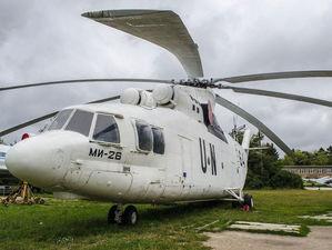 Самые большие в мире вертолеты будут ремонтировать на новосибирском заводе