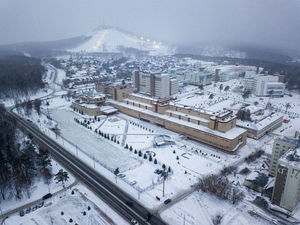 Один из вузов Красноярска попал в рейтинг наиболее влиятельных учебных заведений страны