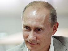 «Казалось бы — уже хватит». В Челябинске химчистка посмеялась над обнулением срока Путина