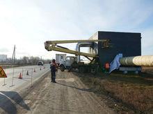 В Красноярске перенесут мешающие строительству виадука в Солонцах теплосети