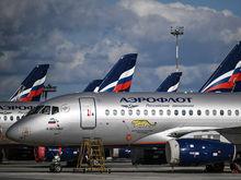 Открытие авиахаба «Аэрофлота» в Красноярске отложено