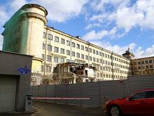 «Постараемся не шуметь». Снос здания гостиницы «Россия» планируют на следующей неделе
