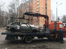 В Нижнем Новгороде начали подготовку к весенней генеральной уборке