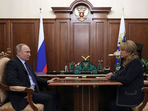 «Не будет застоя». Как россиян хотят мотивировать голосовать за поправки в Конституцию
