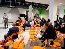 Стартаперы Екатеринбурга презентовали проекты топам «Сколково»