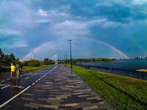В Красноярске вынесли на голосование выбор названий для набережных