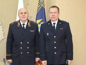 Нового главного следователя назначили в Новосибирской области
