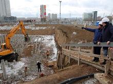Первую очередь аквапарка в Красноярске хотят сдать в 2022 году (фото)