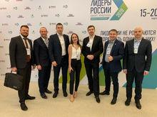 Гендиректор УГМК-Телеком стал победителем конкурса «Лидеры России»