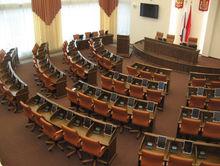 Красноярский парламент переходит в онлайн